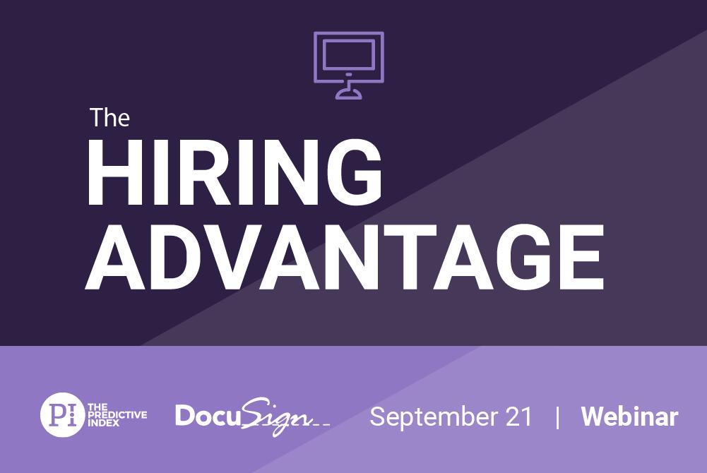 Docusigns hiring advantage