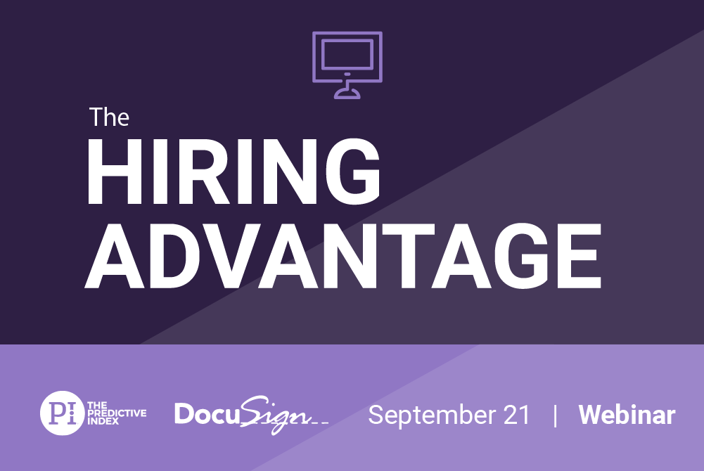 Docusigns hiring advantage