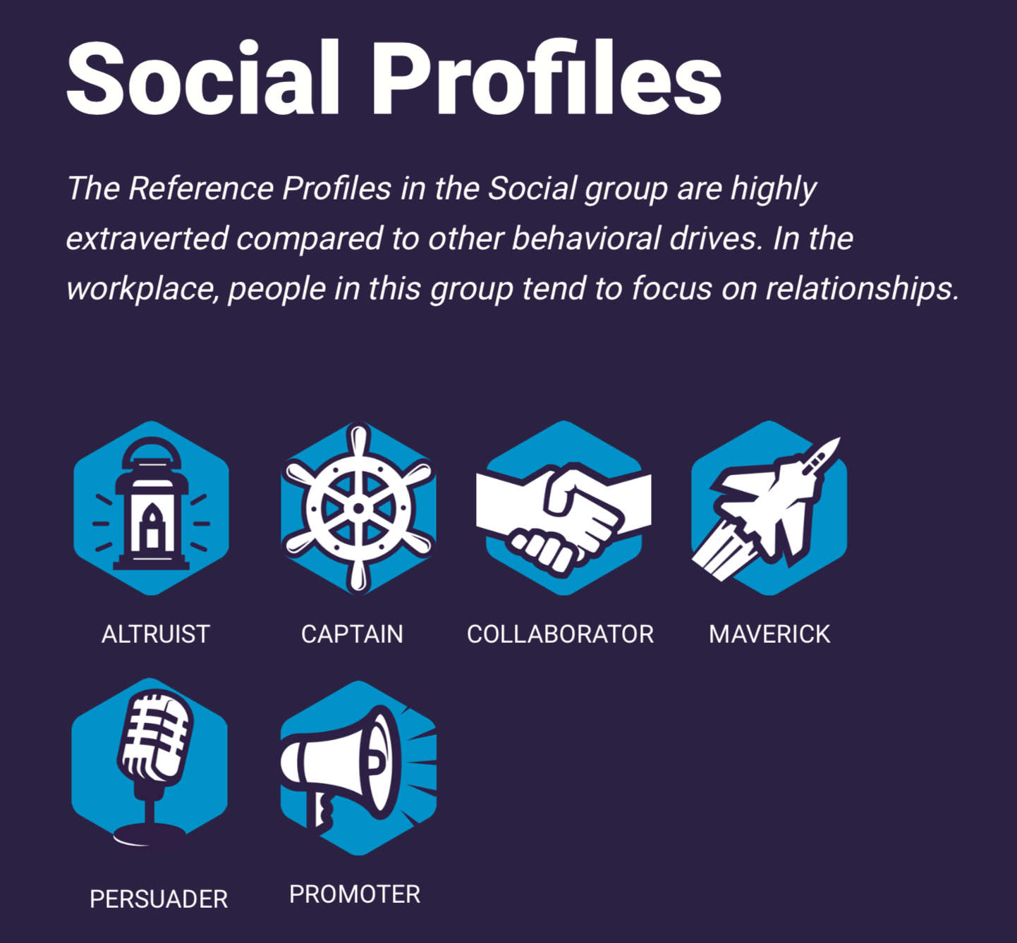 When hiring a sales BDR, look for someone with a social profile.