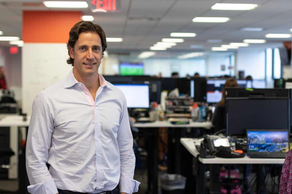 An interview with an NHL player turned CEO | The Predictive