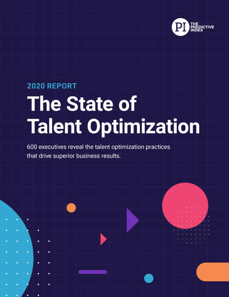 Check out the 2020 State of Talent Optimization Report