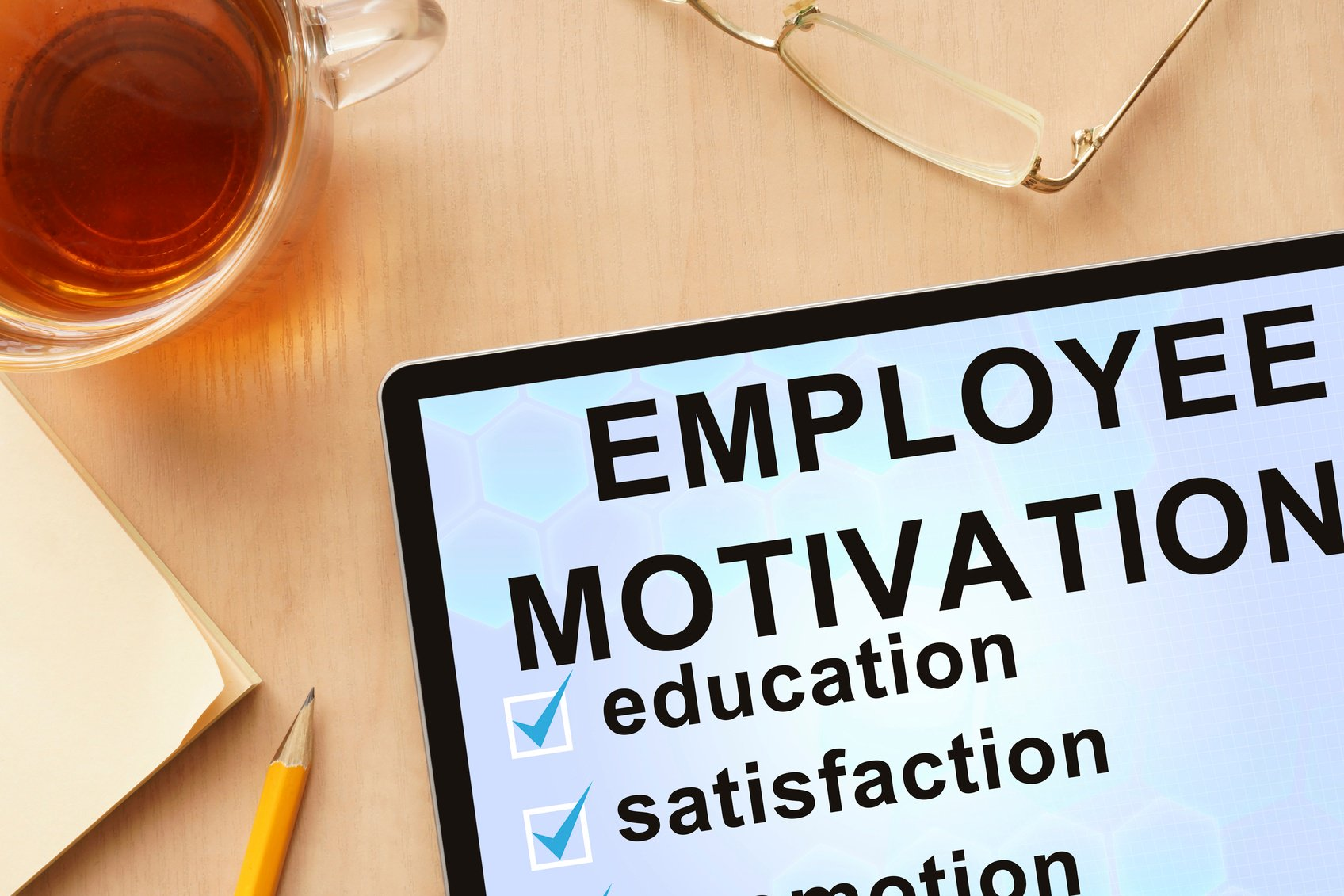 Employee motivaiton