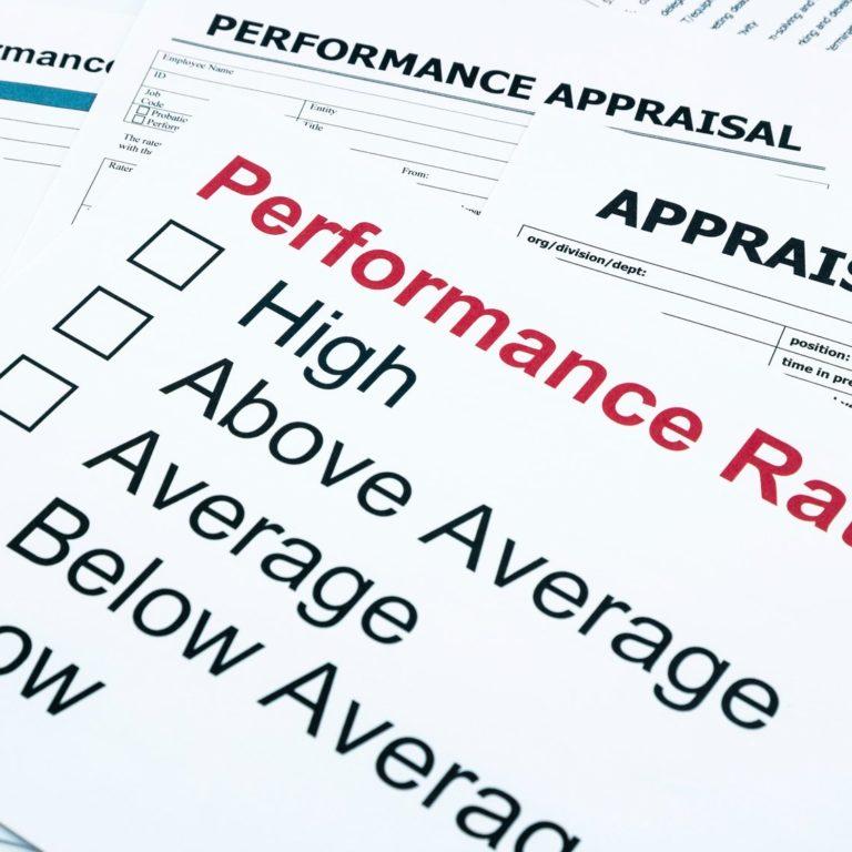 Performance rating