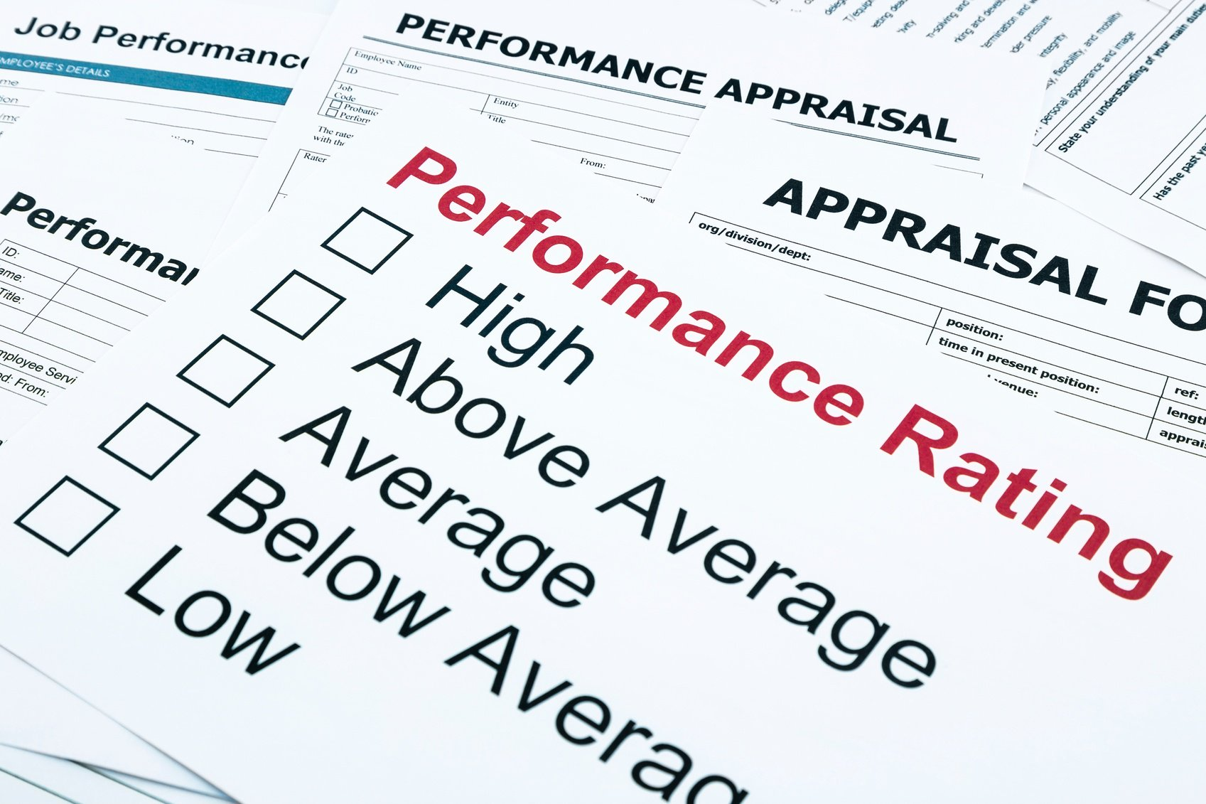 Performance rating