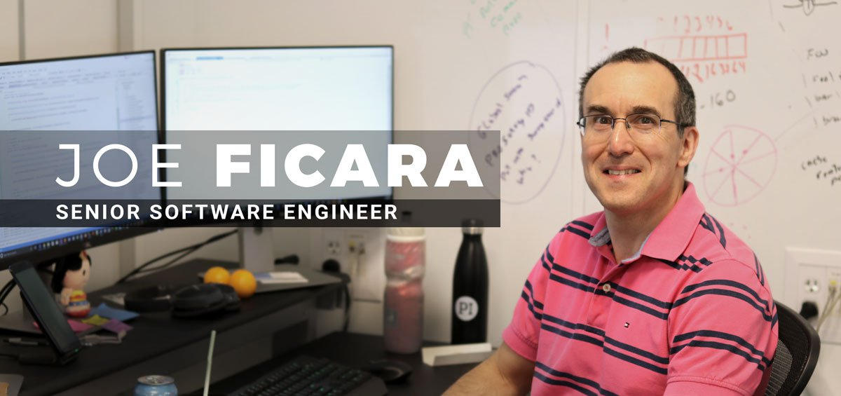 Joe Ficara, Senior Software Engineer