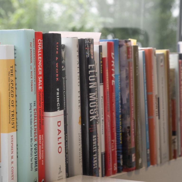 workplace book club books