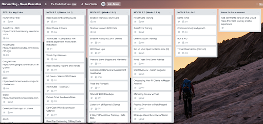 Customize employee onboarding with Trello