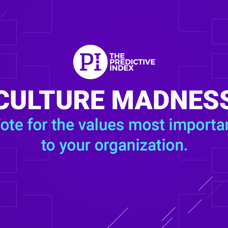 vote for company cultural values
