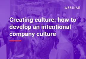 Webinar Tile- Creating culture