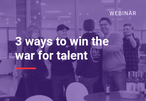 Tile- 3 ways to win the war for talent