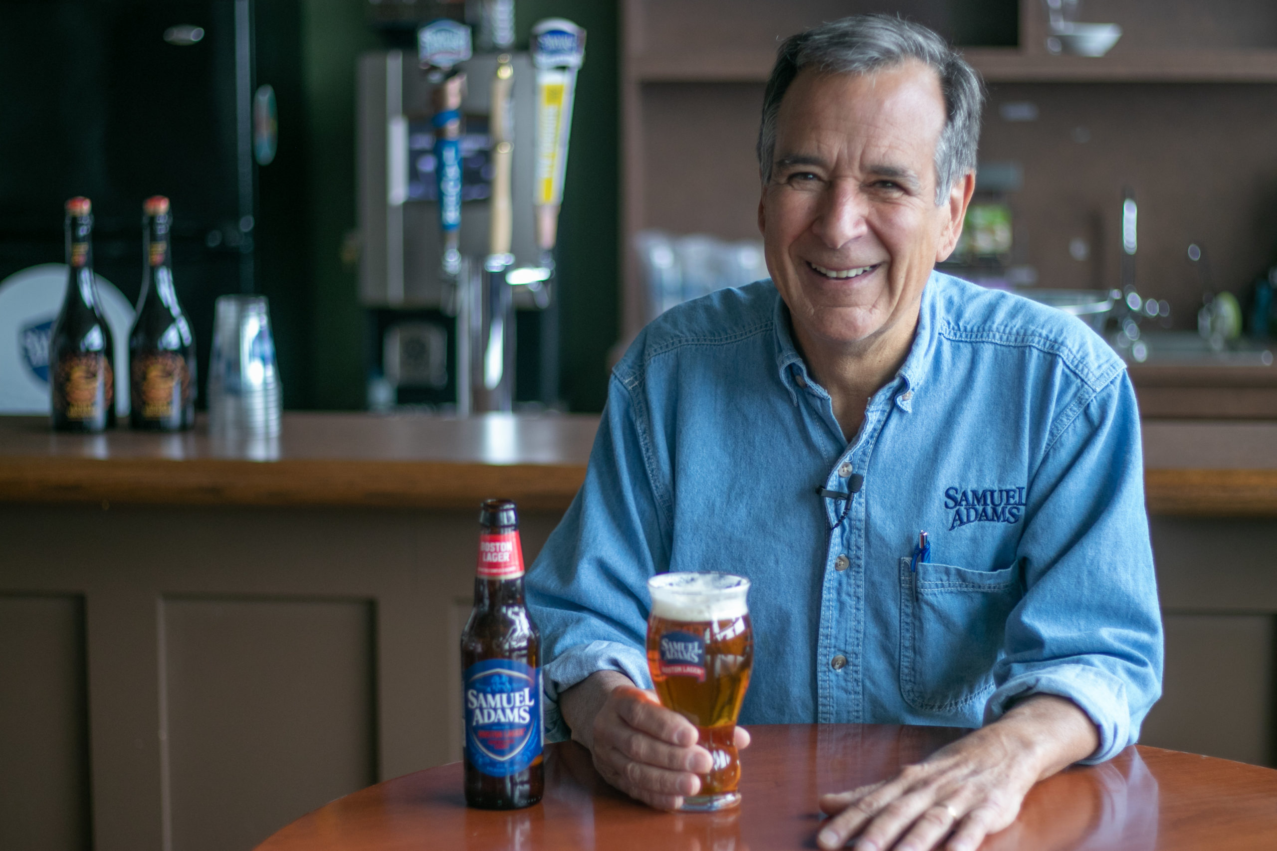 Jim Koch Boston Beer Company