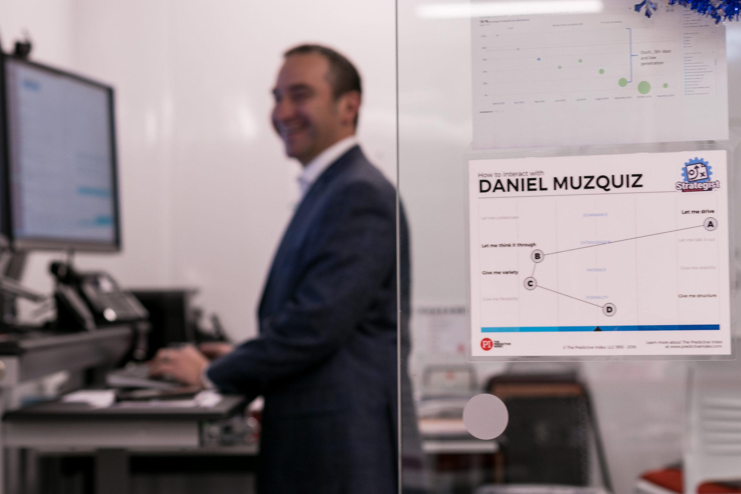 Daniel Muzquiz PI President