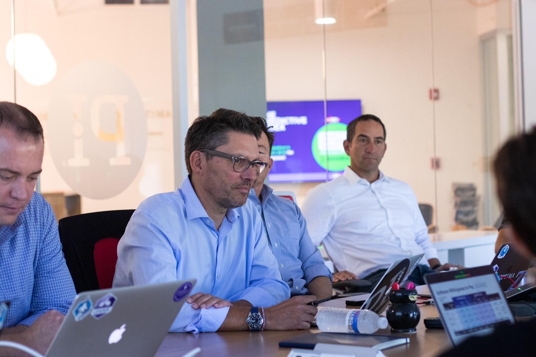 PI executive meeting