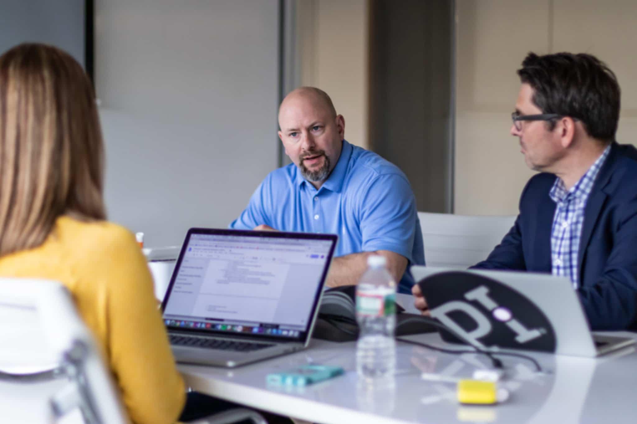 Disagreement among the executive team