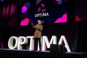 Lynda Applegate at OPTIMA