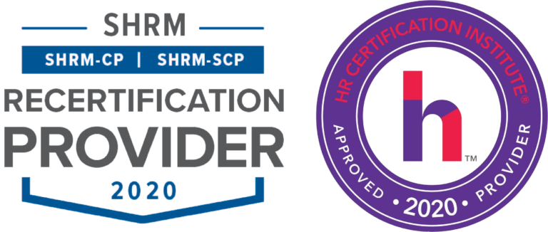 SHRM- und HRCI-Zertifizierung