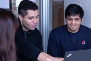 employees furthering DEI education
