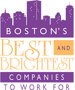Logo for Boston's Best and Brightest Companies to Work For