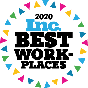 Logo for 2020 Inc. Best Workplaces