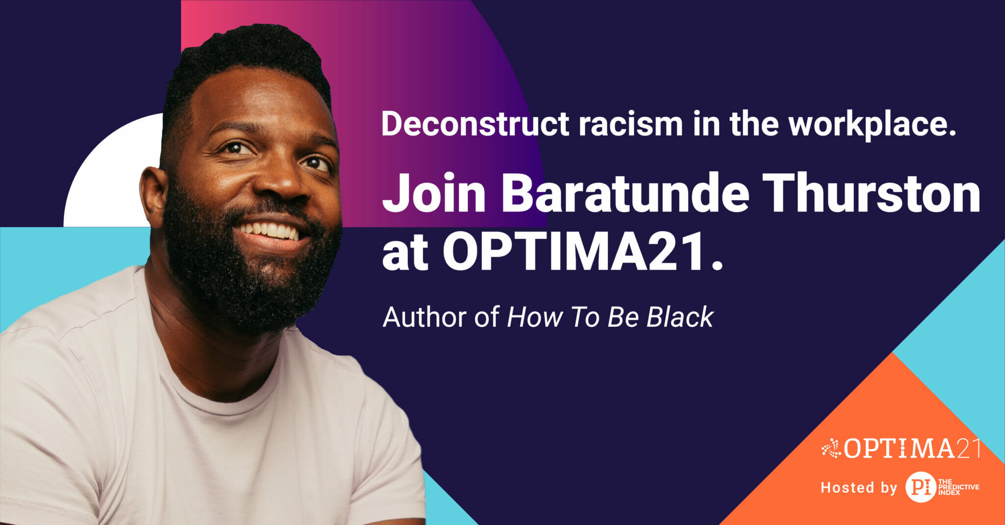 Baratunde Thurston - OPTIMA21