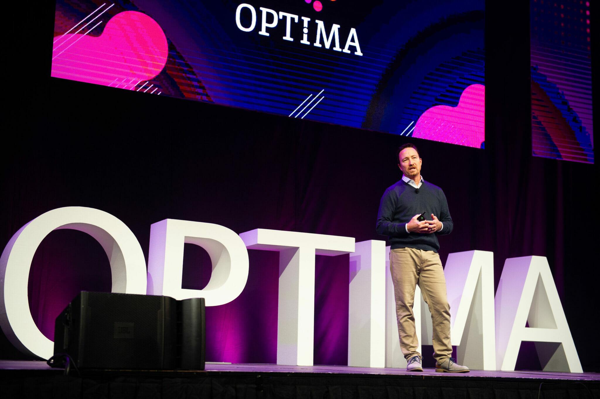 PI CEO Mike Zani OPTIMA21