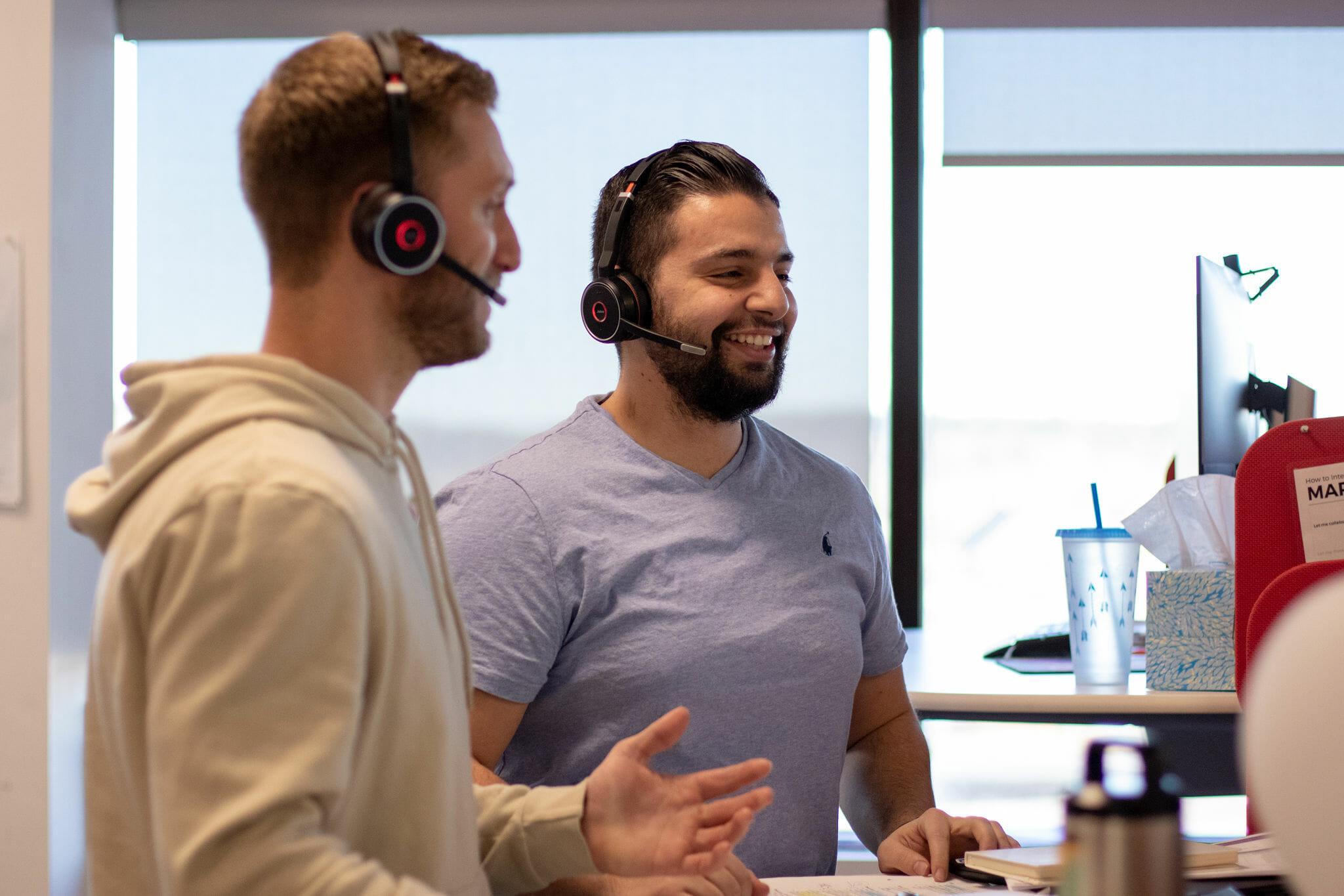 Demystifying employee behaviors with behavioral data
